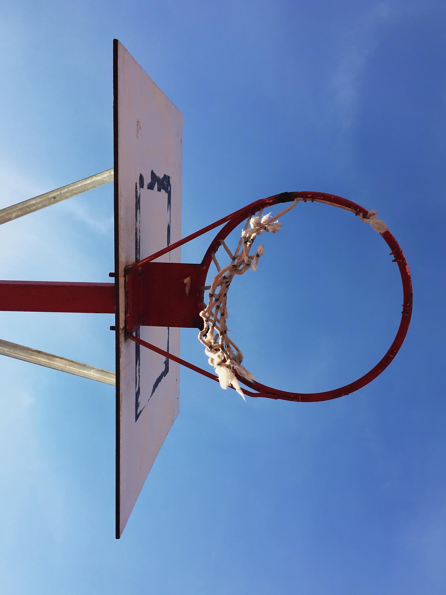 Me and Basketball ...