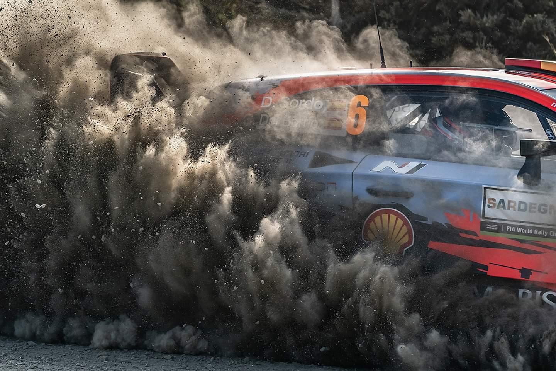 Rally Italy Sardinia 2019...
