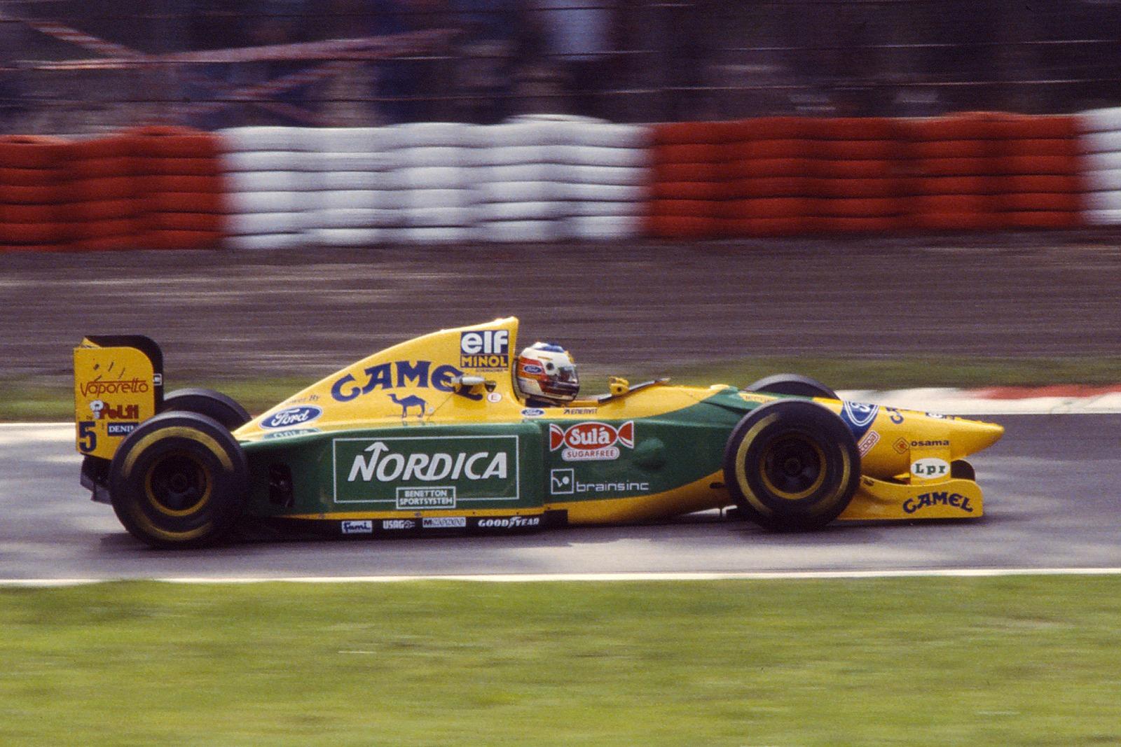 1993 Schumy...