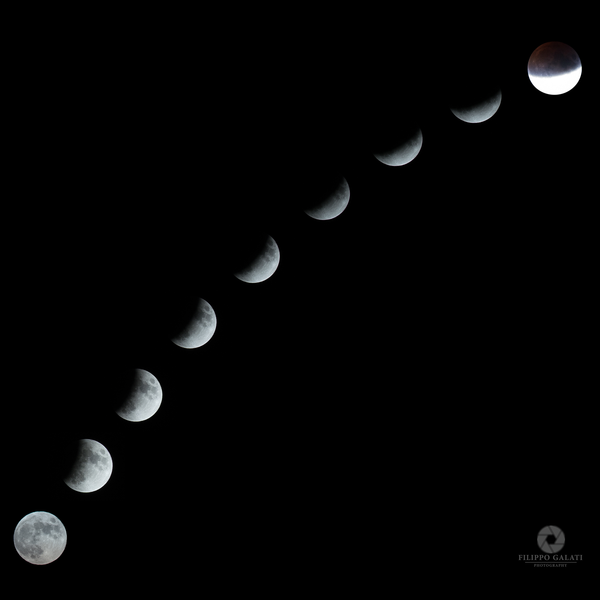 Moon eclipse 07/16/2019...