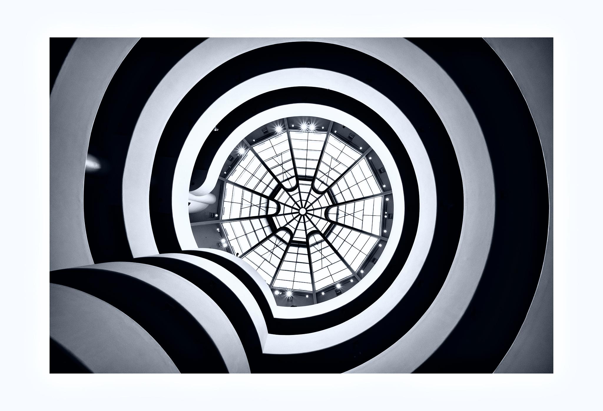 Guggenheim museum...