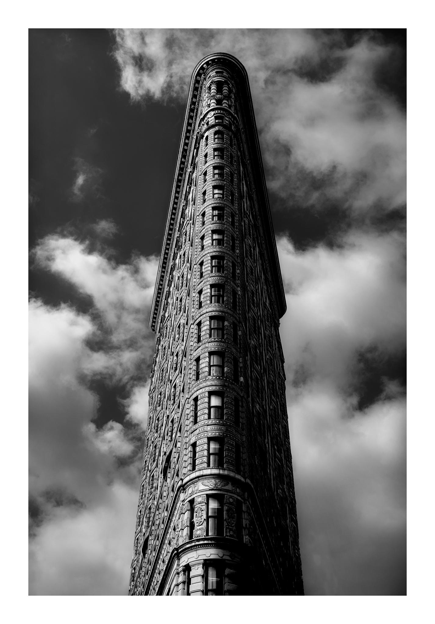 Flatiron building...