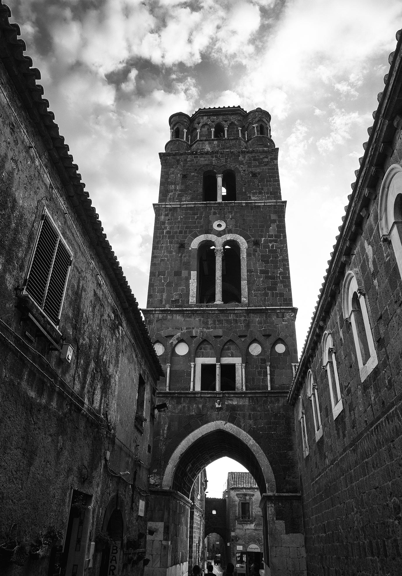 Borgo di Caserta vecchia...
