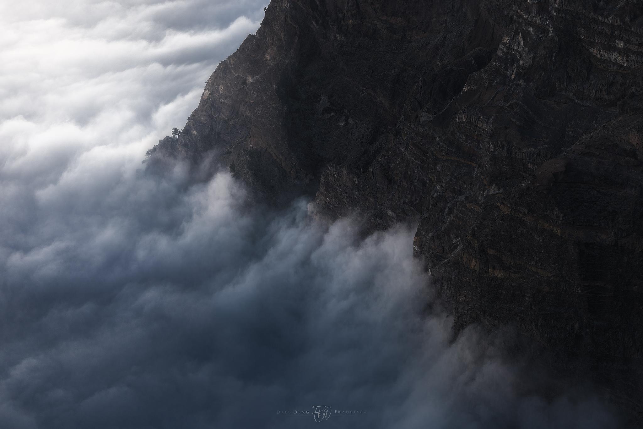 Crashing Clouds...