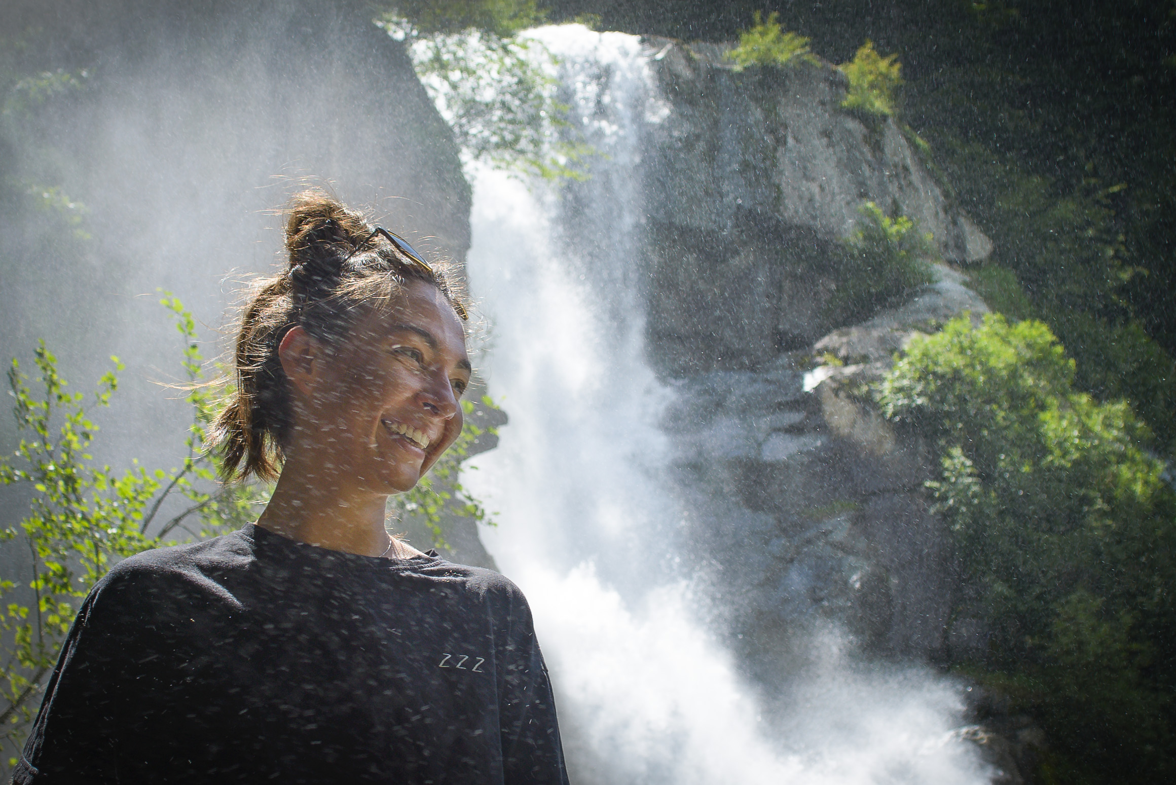Ire - low lares waterfalls...