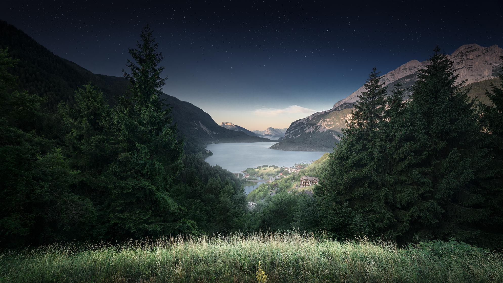 Lago di Molveno - Trentino Alto Adige...