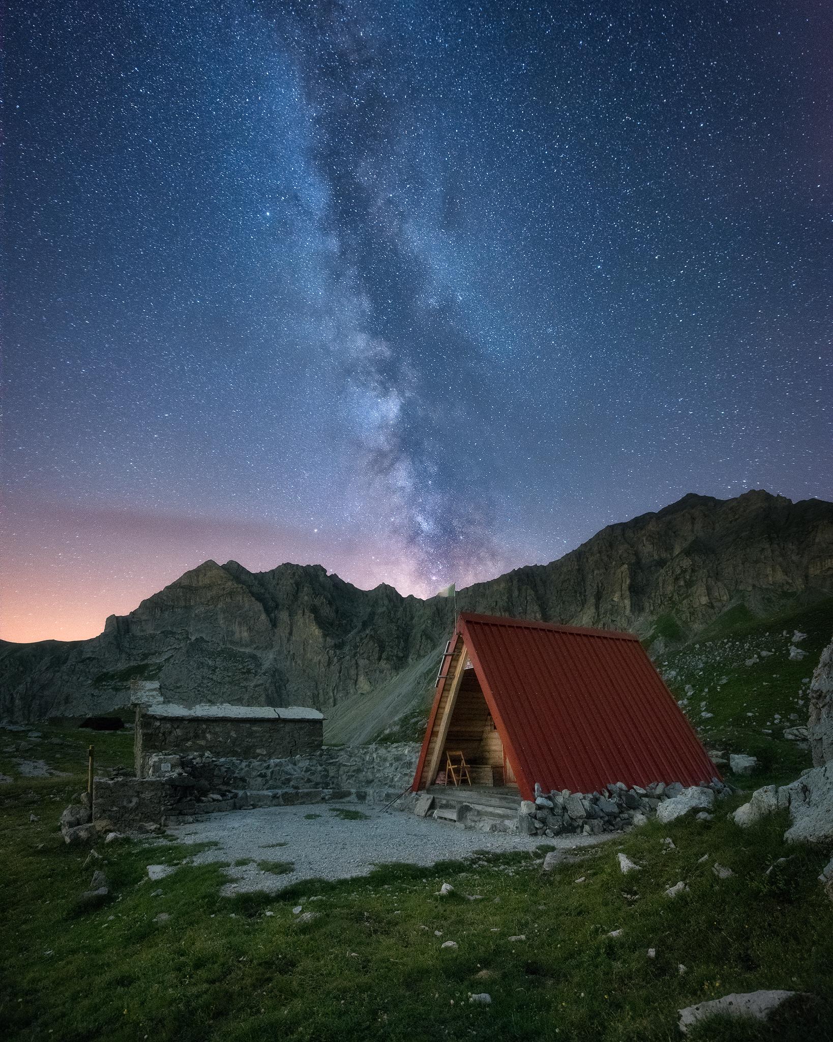 Stars shelter...