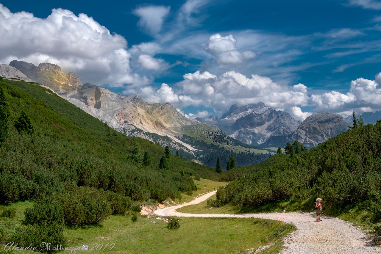 Ampezzane Dolomites...
