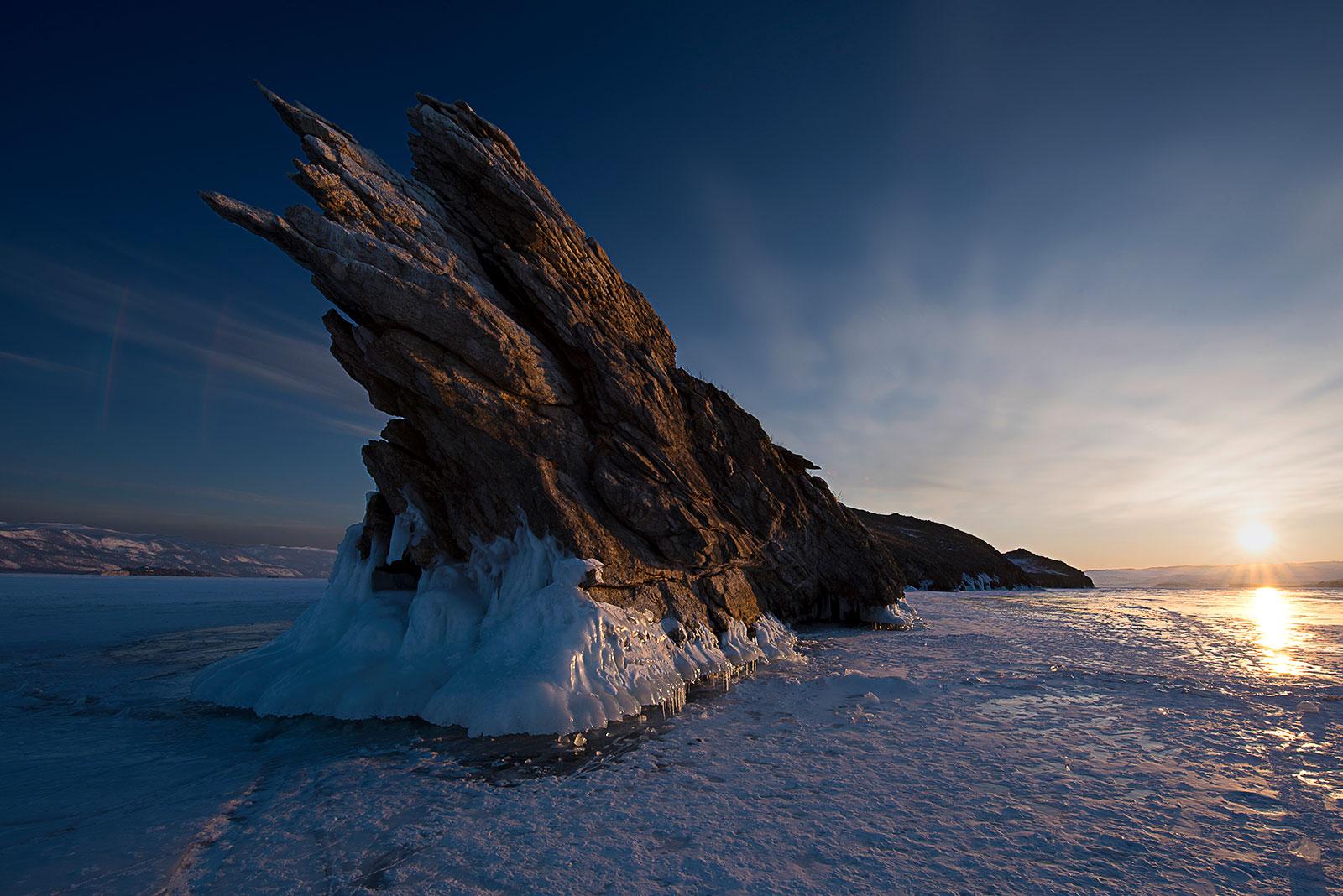 The Dragon Rock...