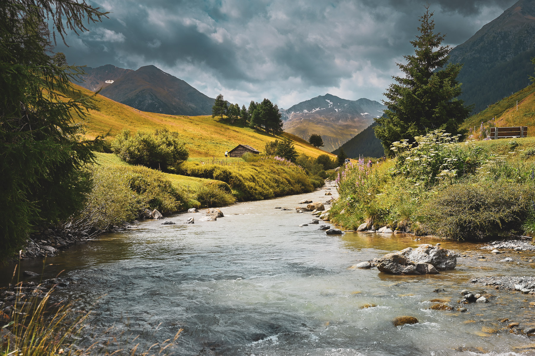 The River Sl...
