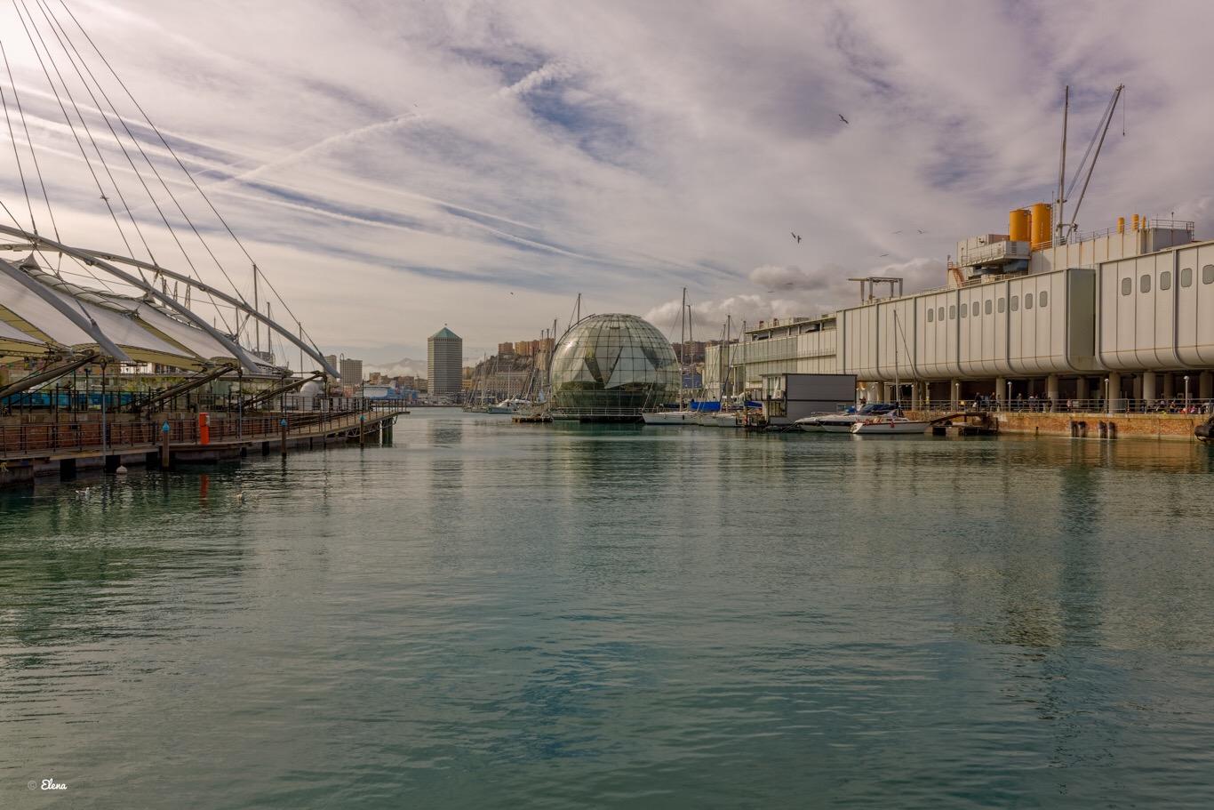 Genova, porto vecchio...