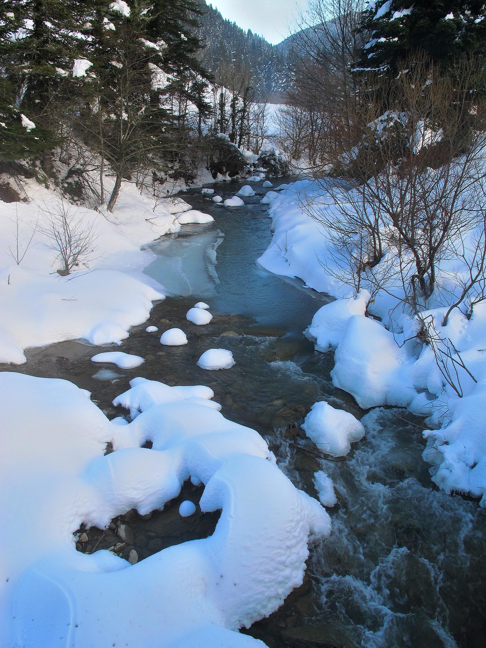 Wonders of winter!...