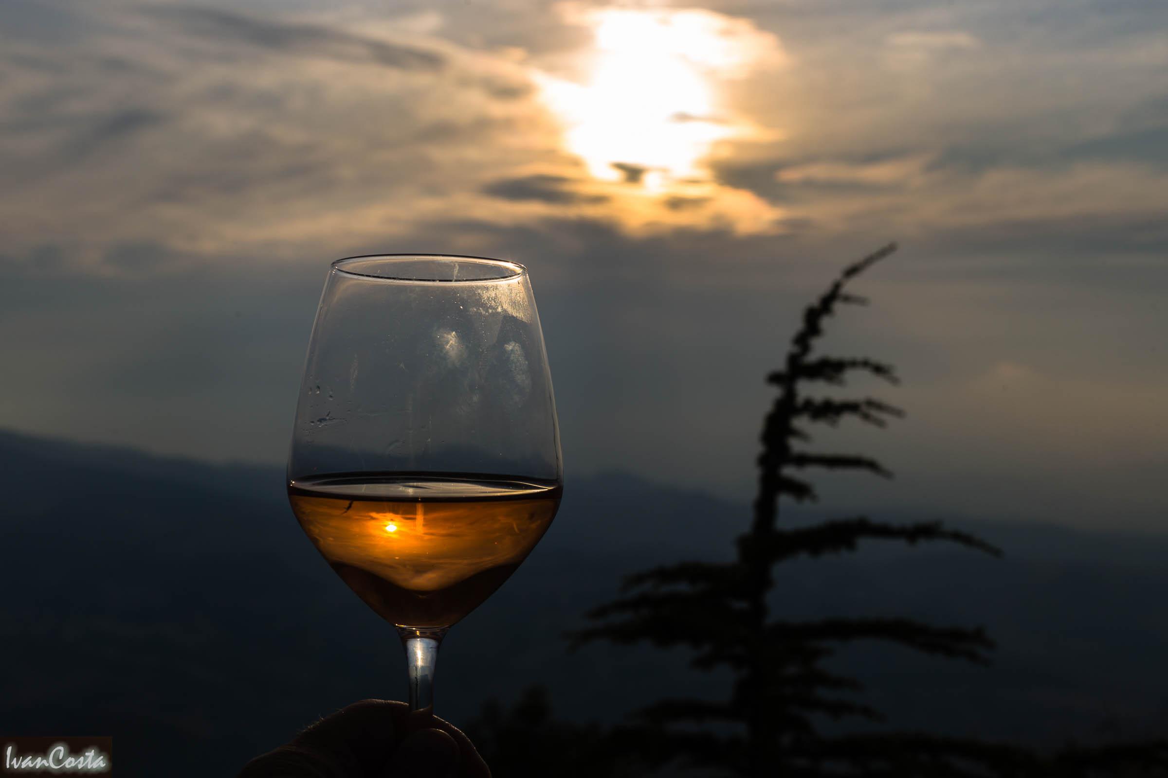 Aspettando un tramonto, che non arriverà......