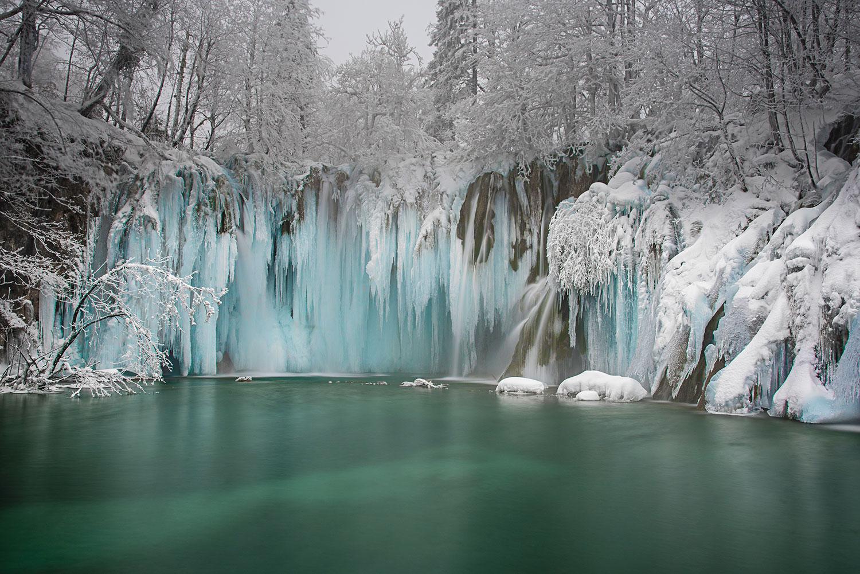 Frozen Paradise...