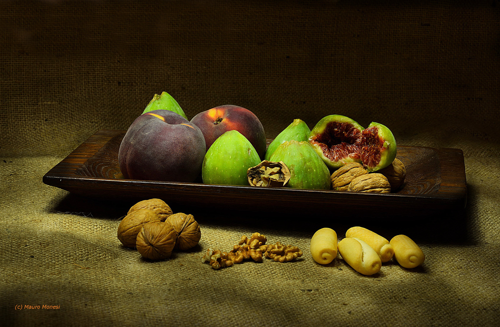 Fig nuts and.......