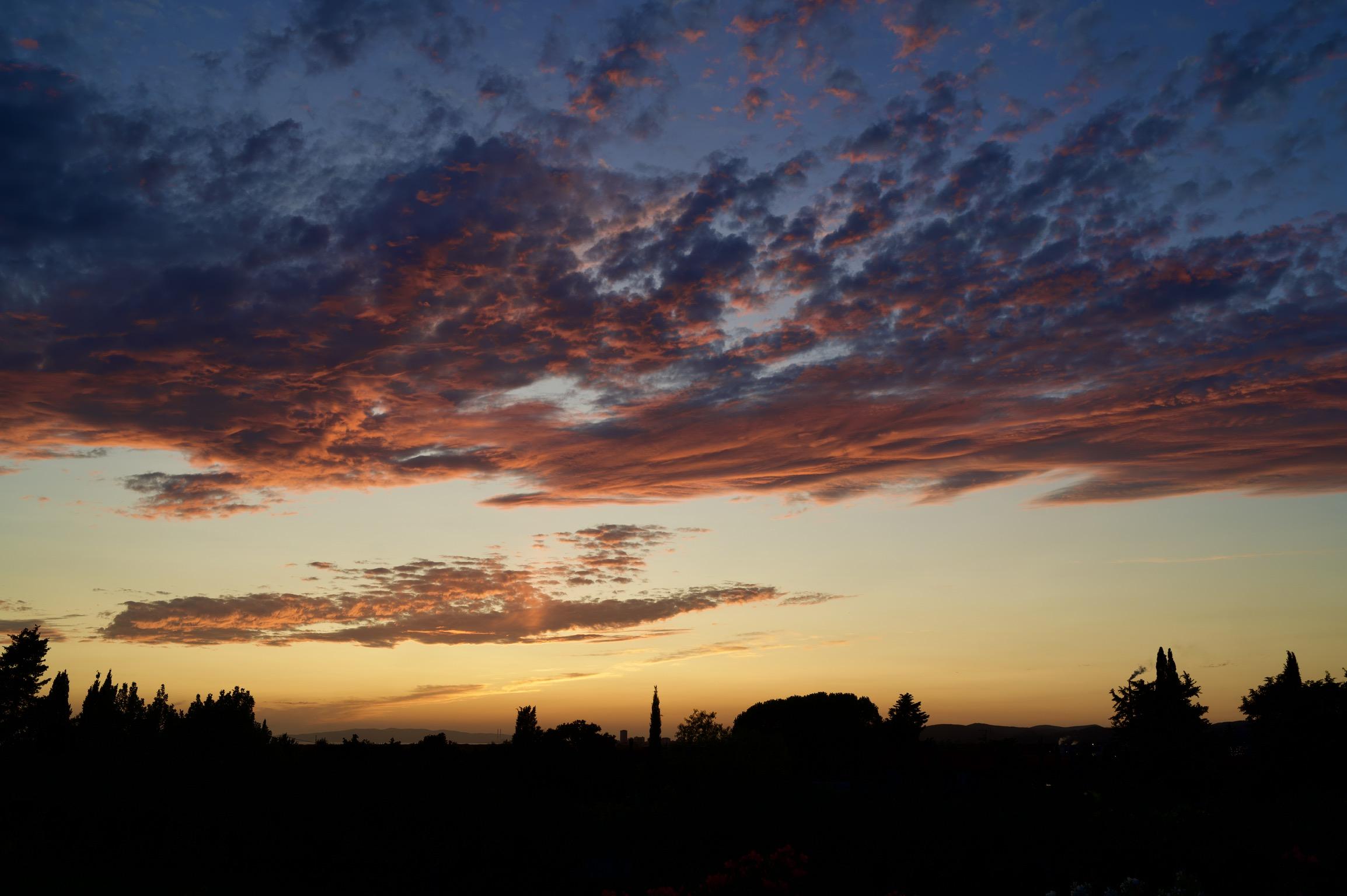 Sunset, The ...