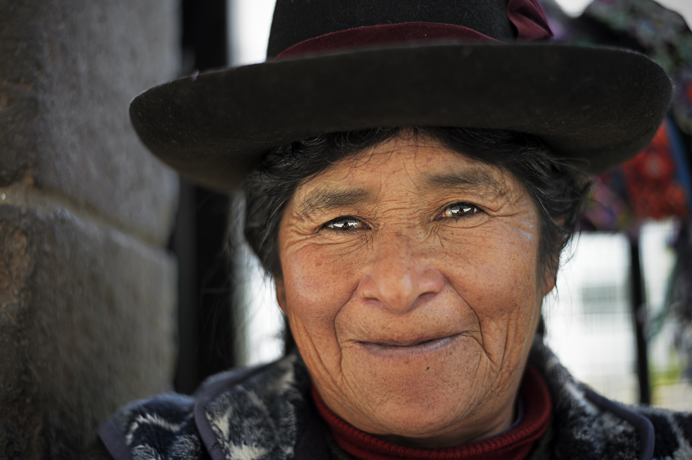 The Lady of Cusco...