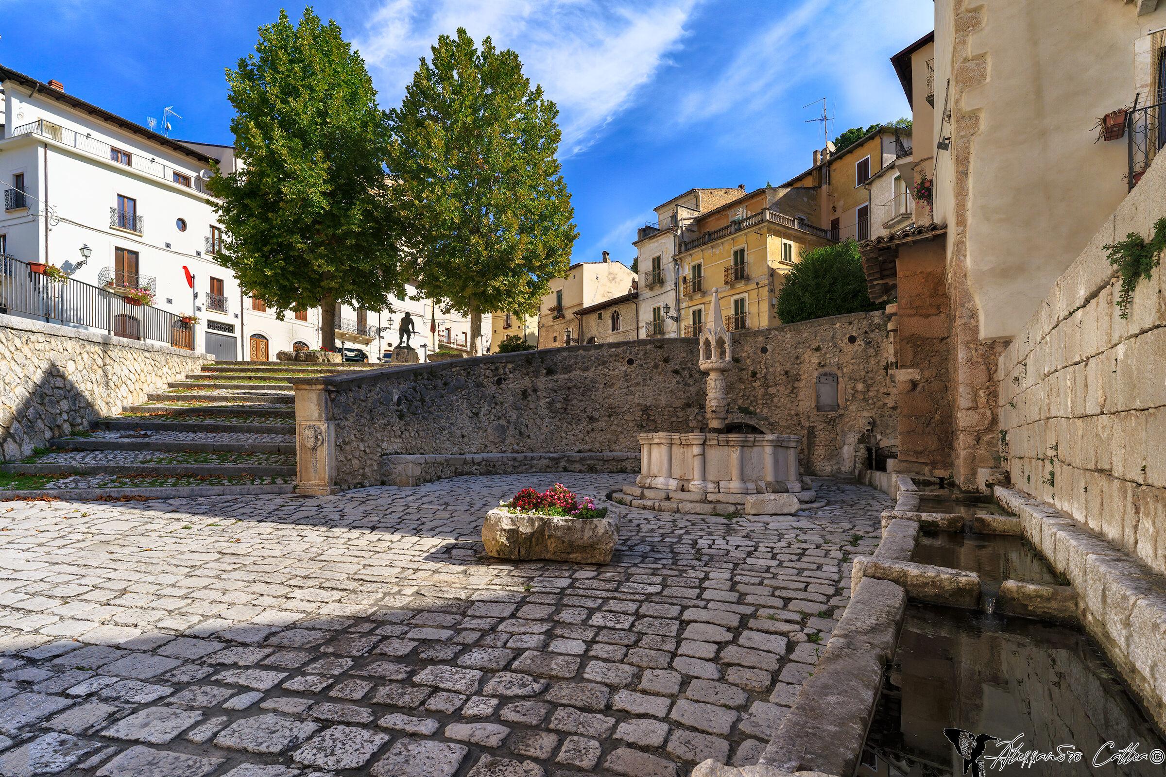 Do you know Fontecchio?...
