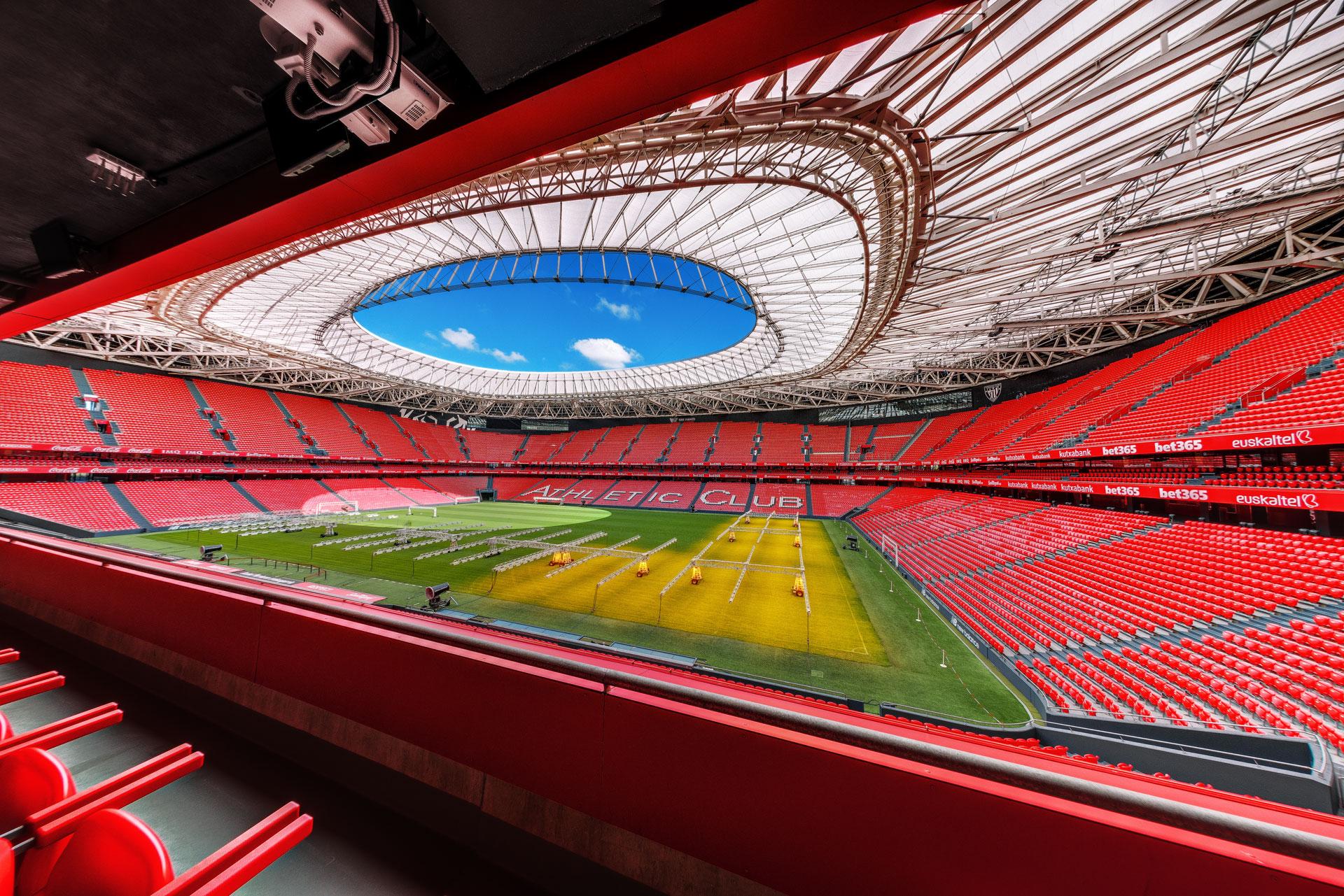 - Athletic Bilbao Stadium -...