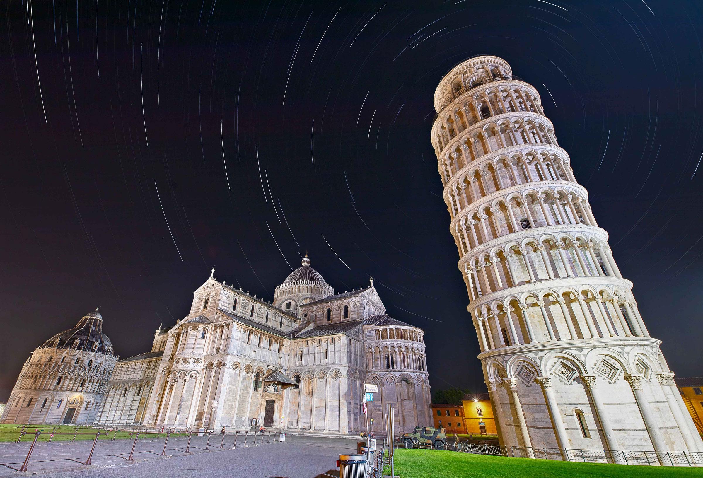 La Torre e le stelle...