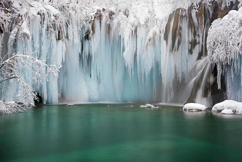 Frozen Paradise II...