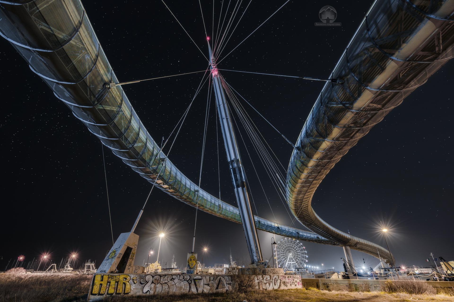 Pescara - Bridge of the Sea - MortalNightHdr...