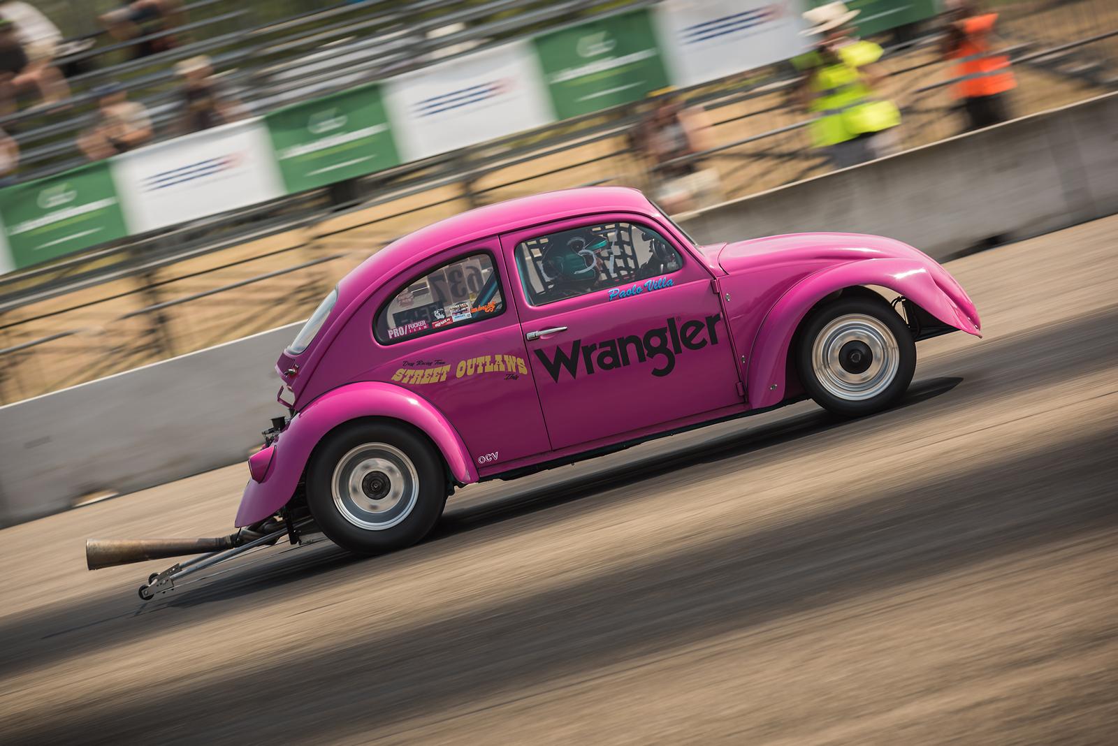 Fast Beetle, A...