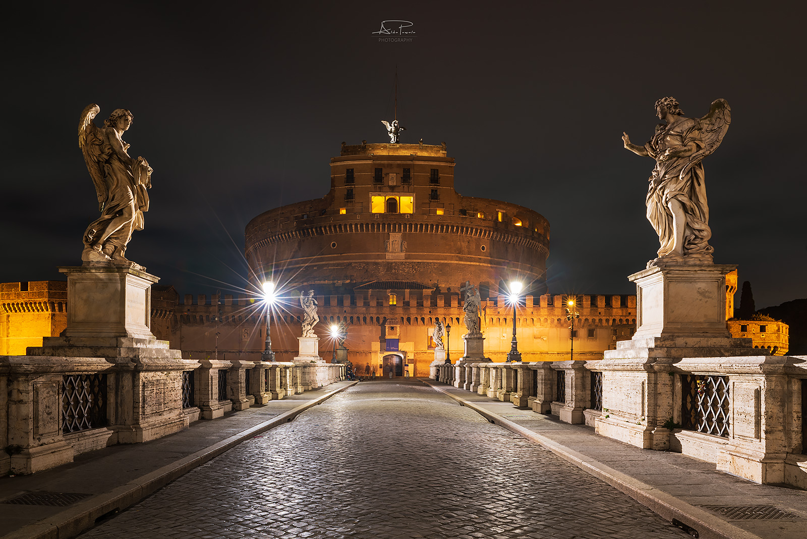 National Museum of Castel San'Angelo...