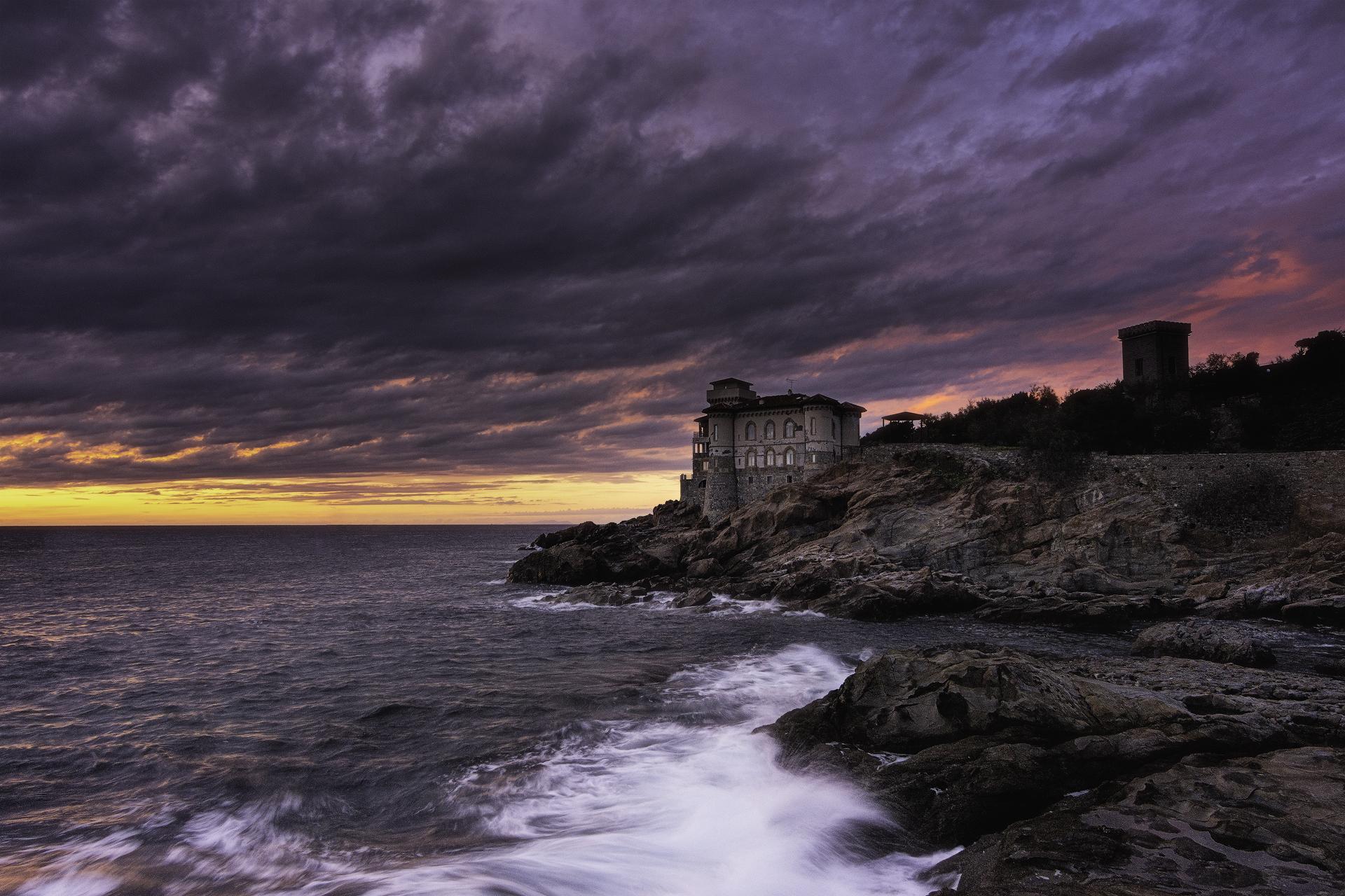 Castel Boccale...