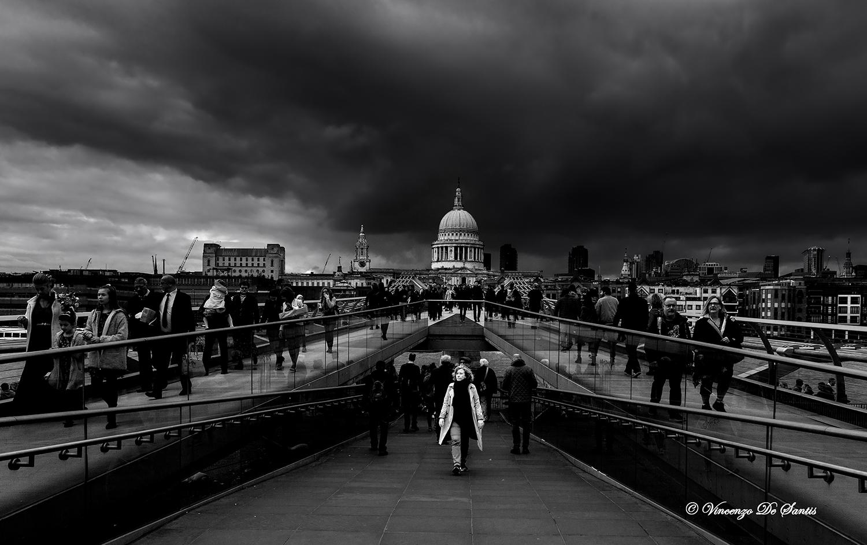 Millenium Bridge (London)...
