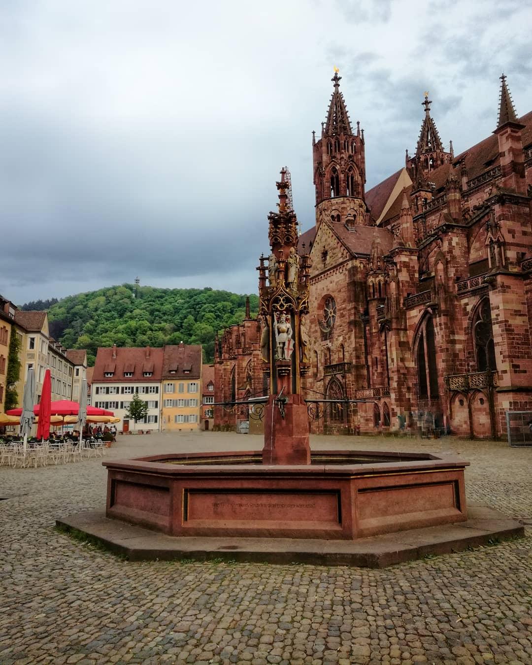 Freiburg im Breisgau...