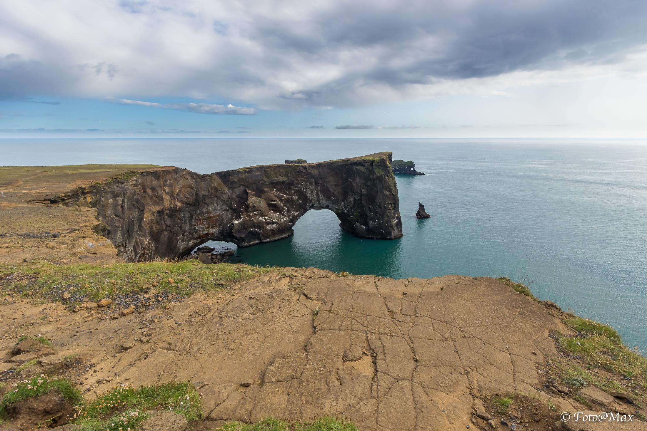 headland of Dyrh-laey...