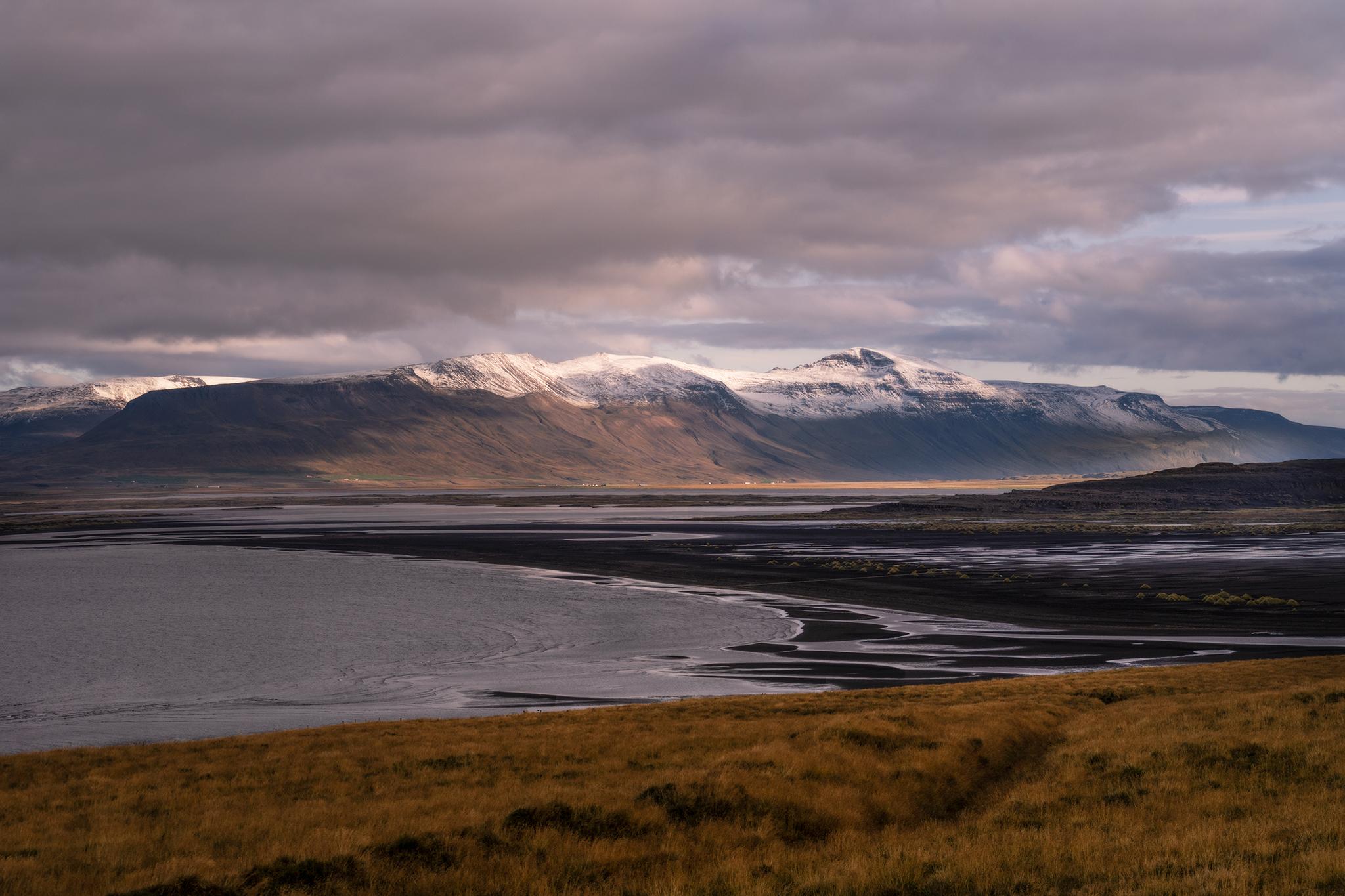 Húnafjörður e Sigríðarstaðavatn...