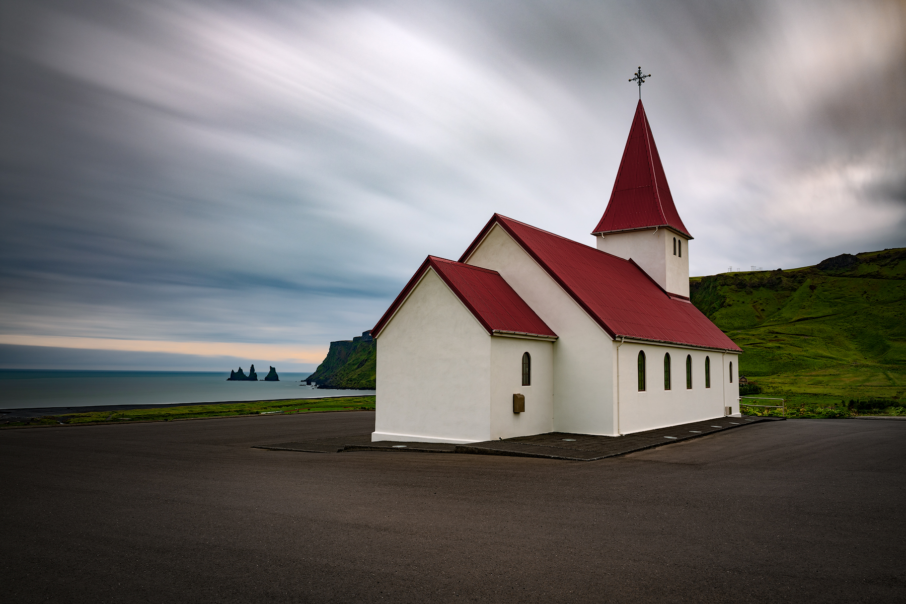 Vik Church, New Hampshire...