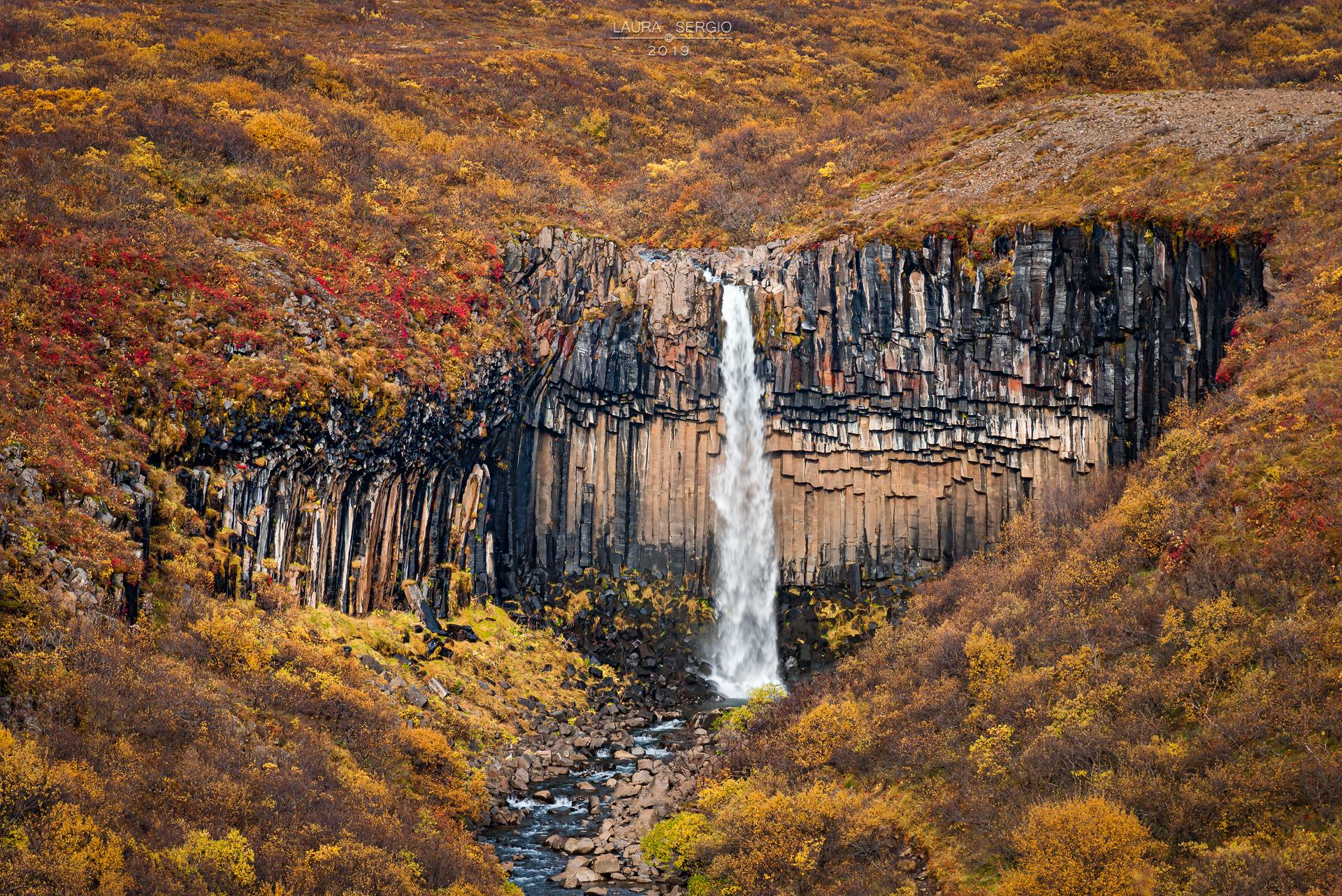 Autumn in Iceland ...