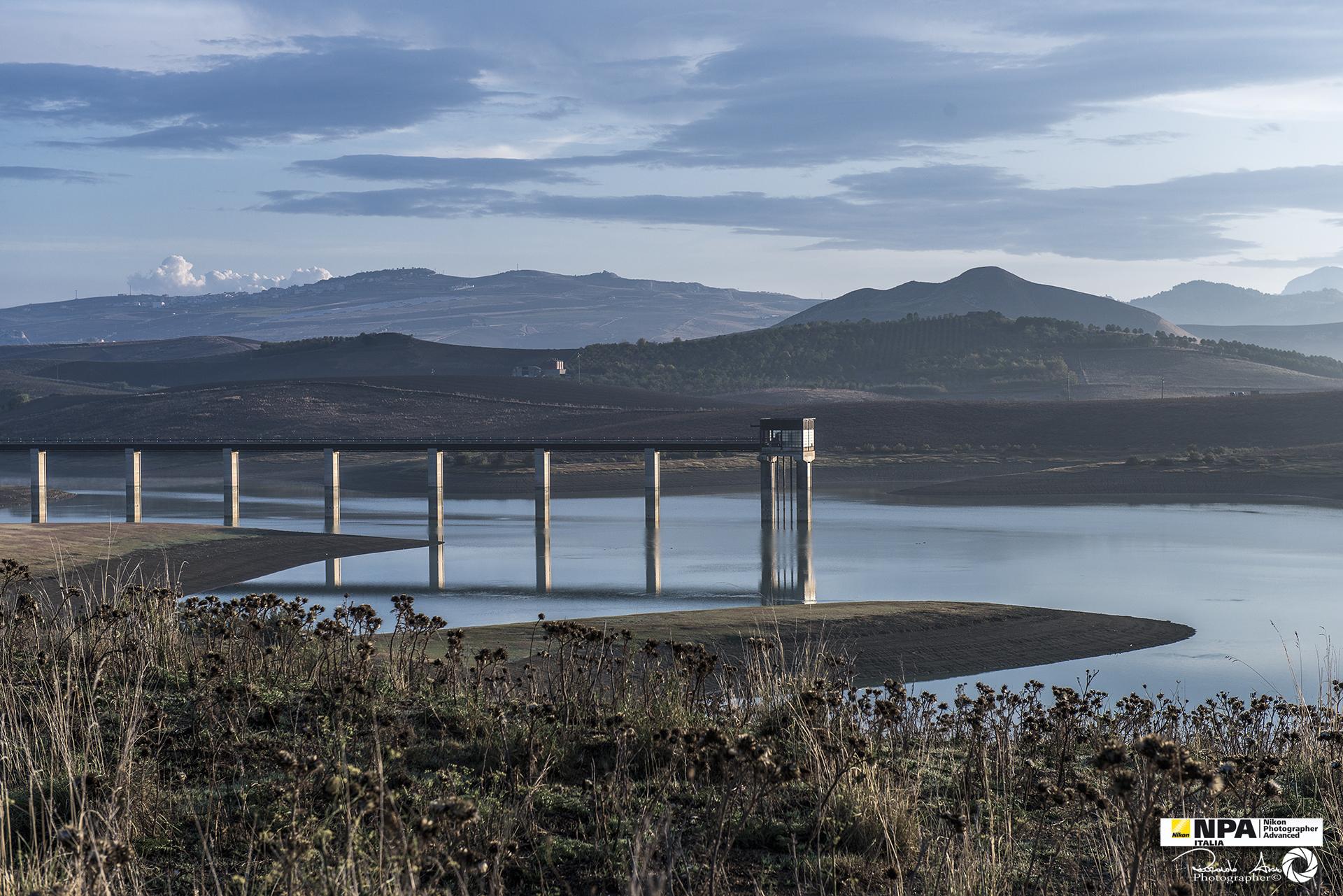 Lake Garcia...