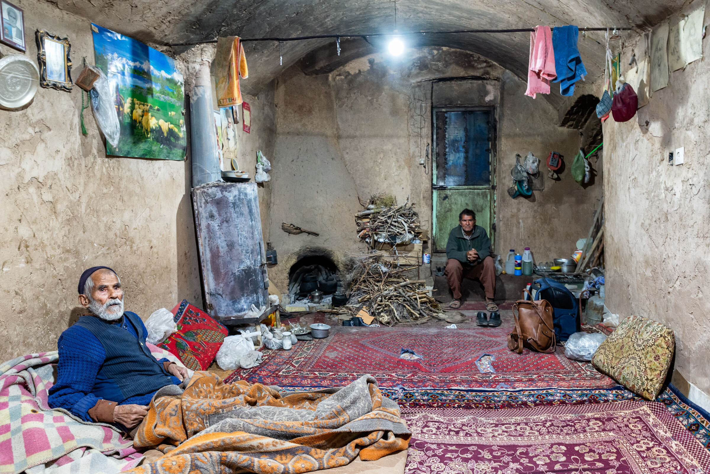 Life in the mountains of Iran...