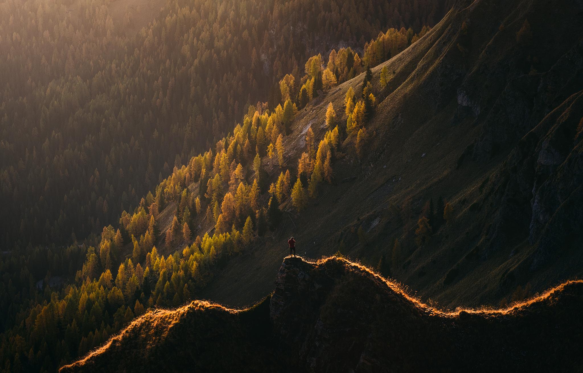 The Ridge - Dolomites Natural Park, 2019...
