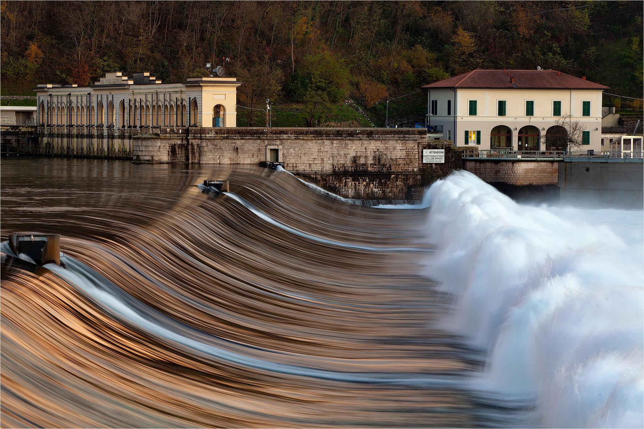 Panlost Dam 26-11-2019...