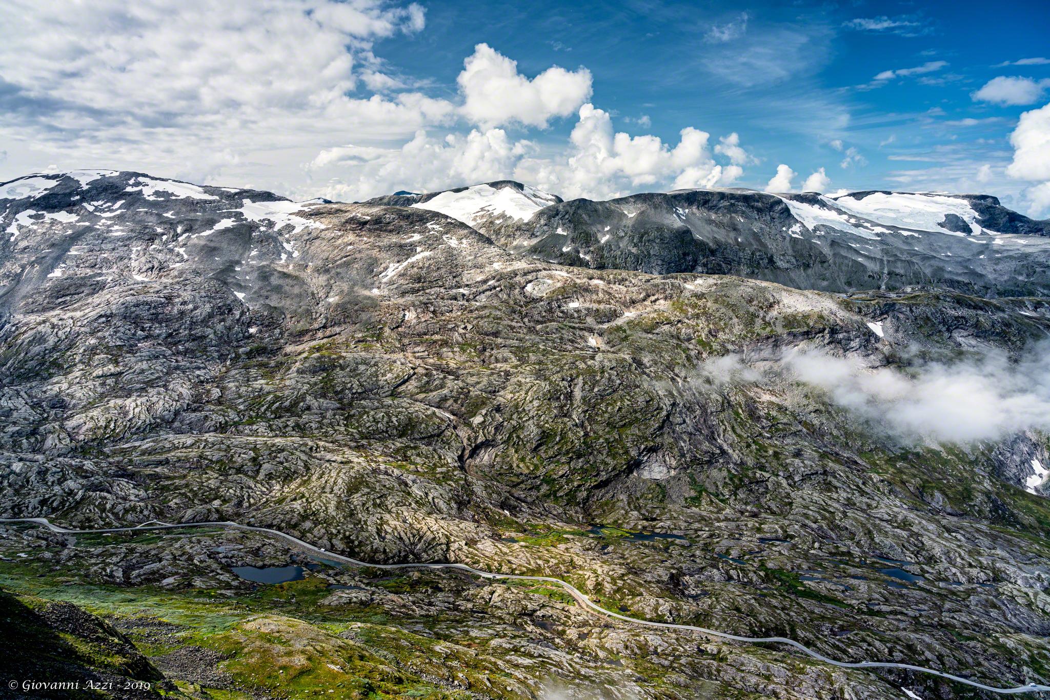 Skin of Norway...