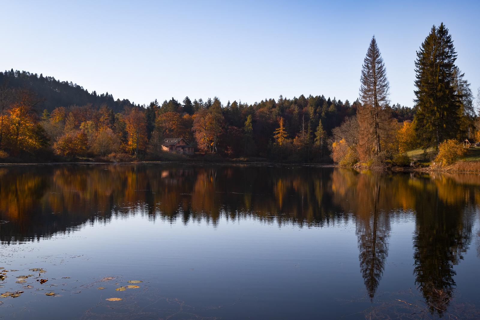 Lago di Cei...