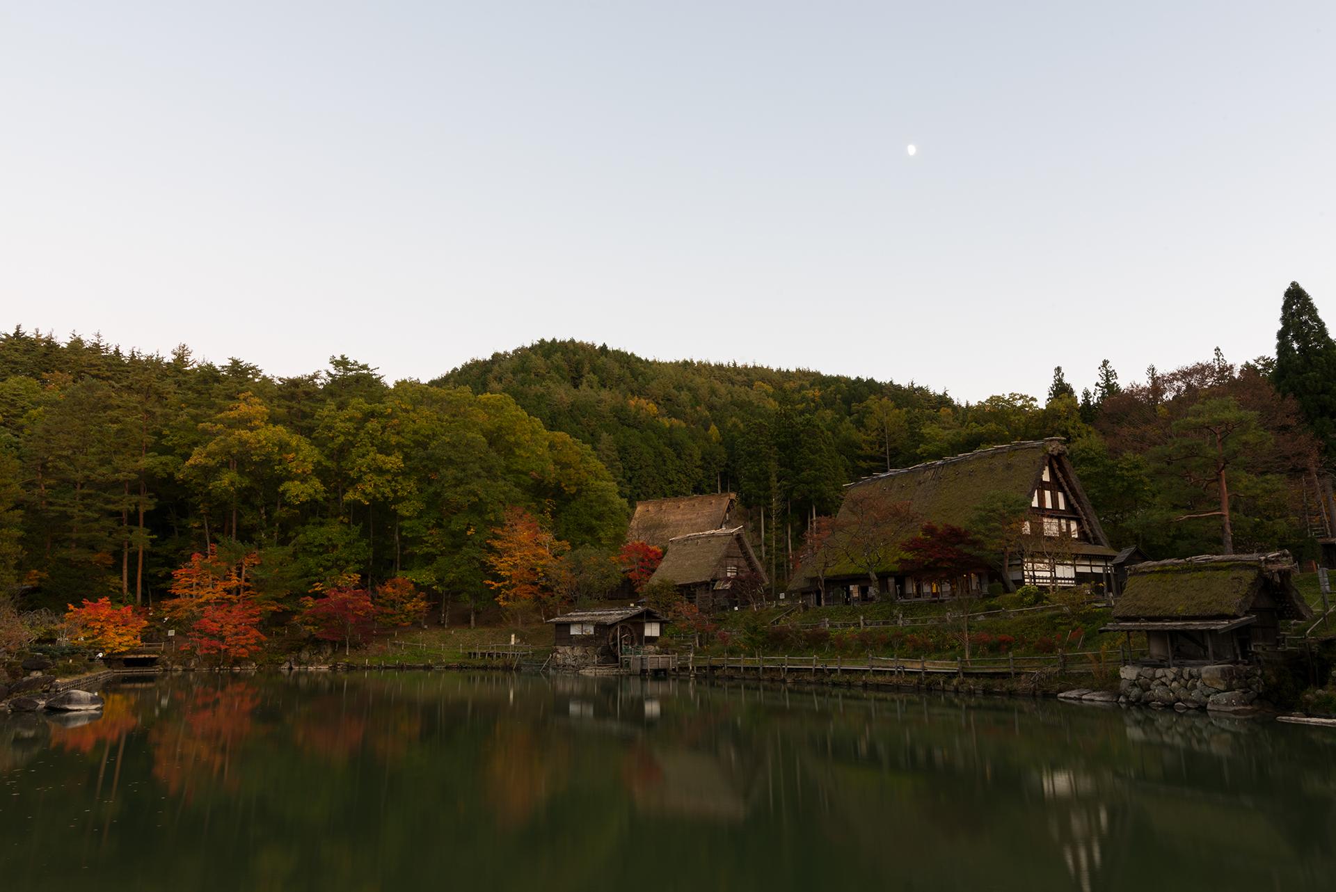 Hida Folk Village - Hida no Sato...