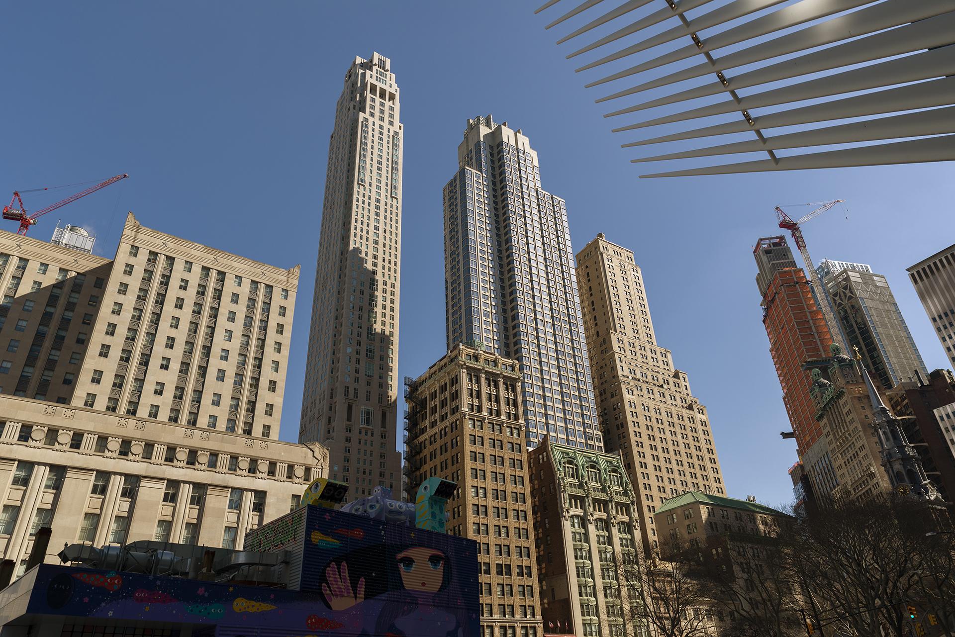 Sun in New York...