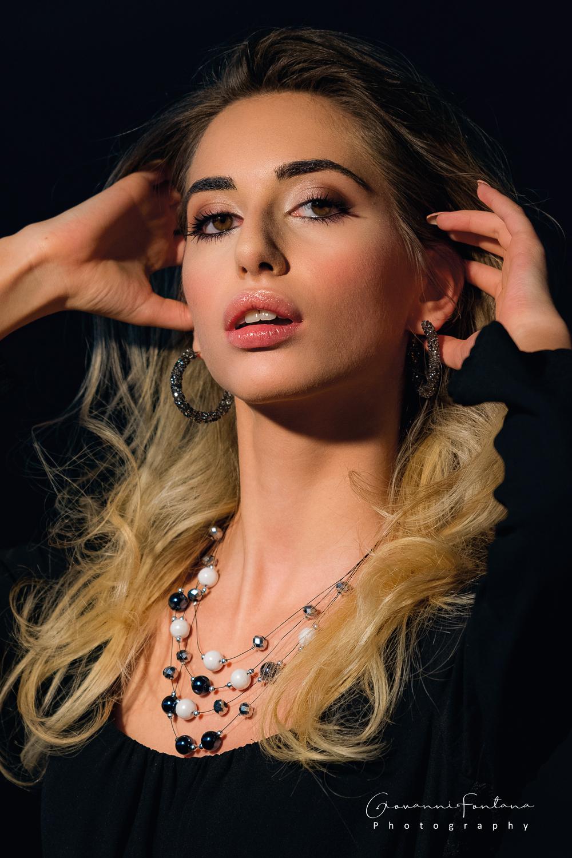 Model Valeria...