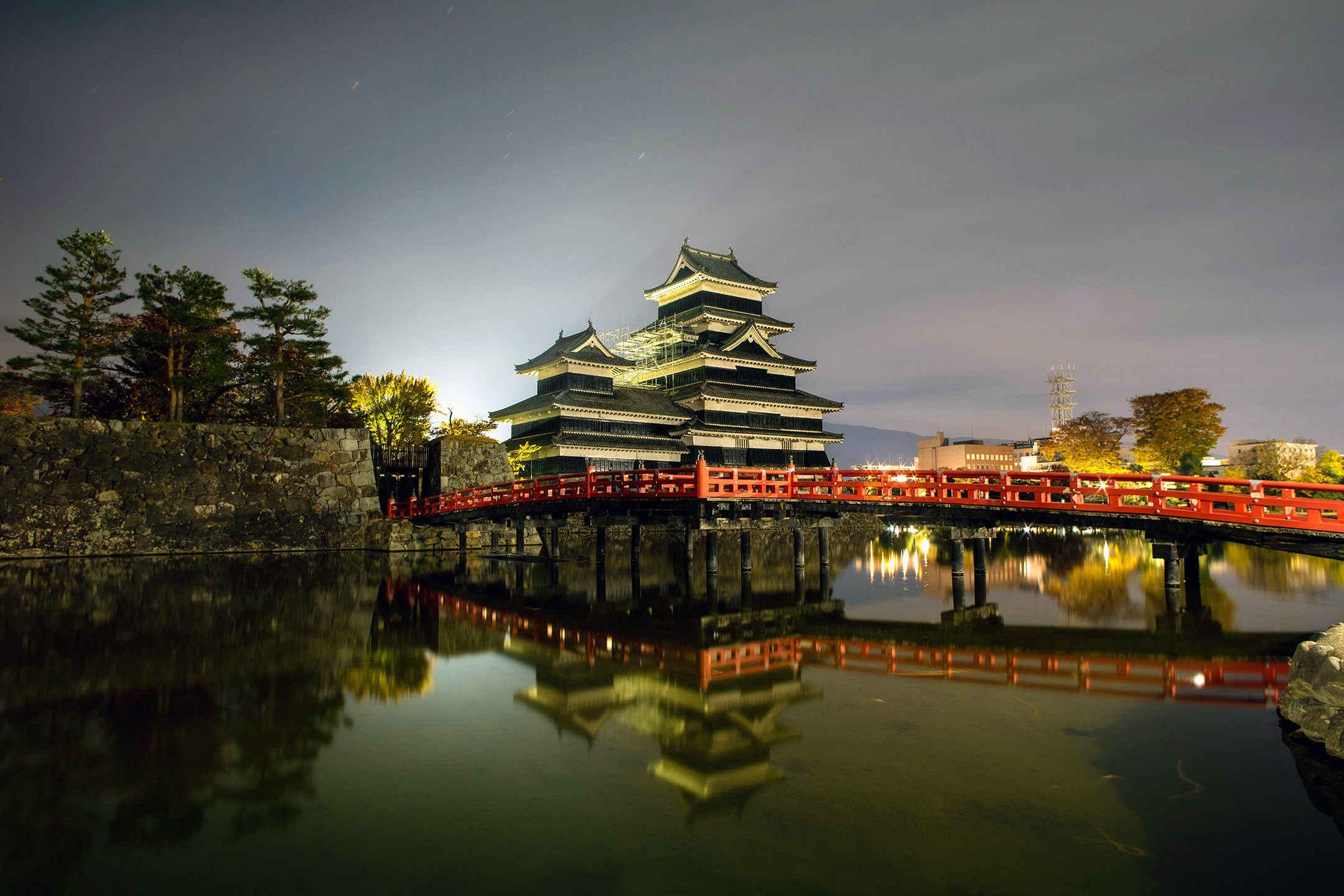 Matsumoto night...