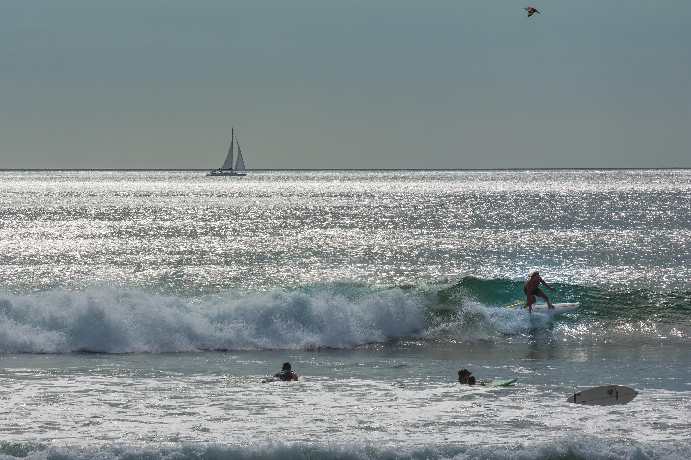 Surfers...