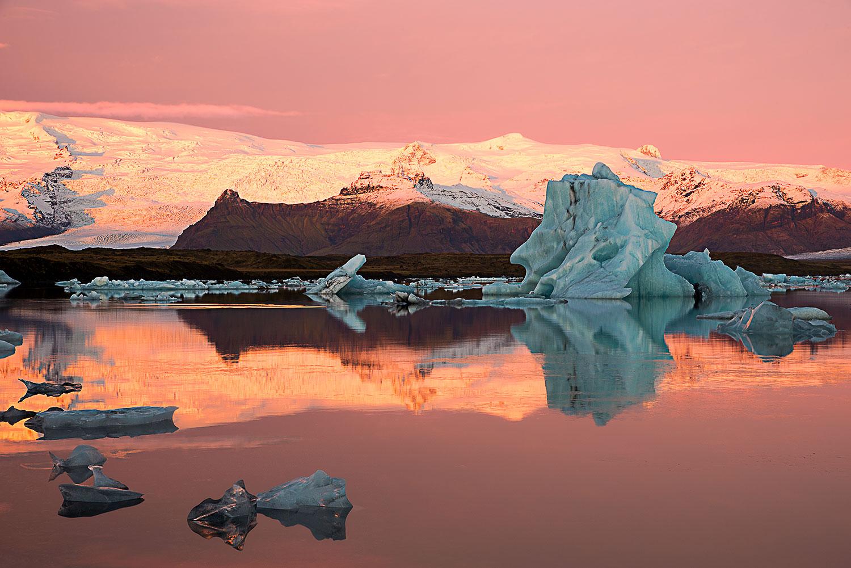 Lagoon of J'kulson in pink...