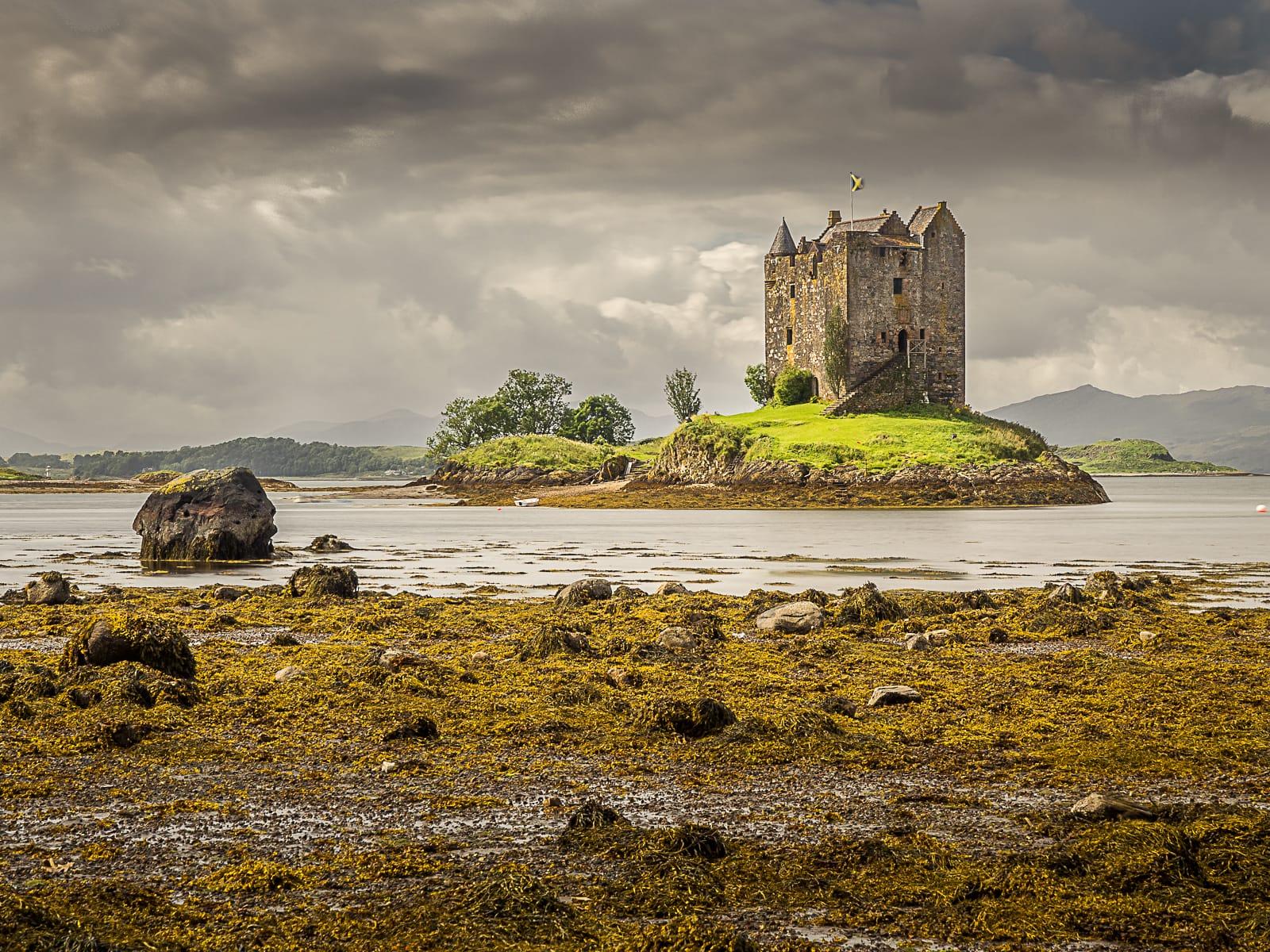 Stalker Castle...