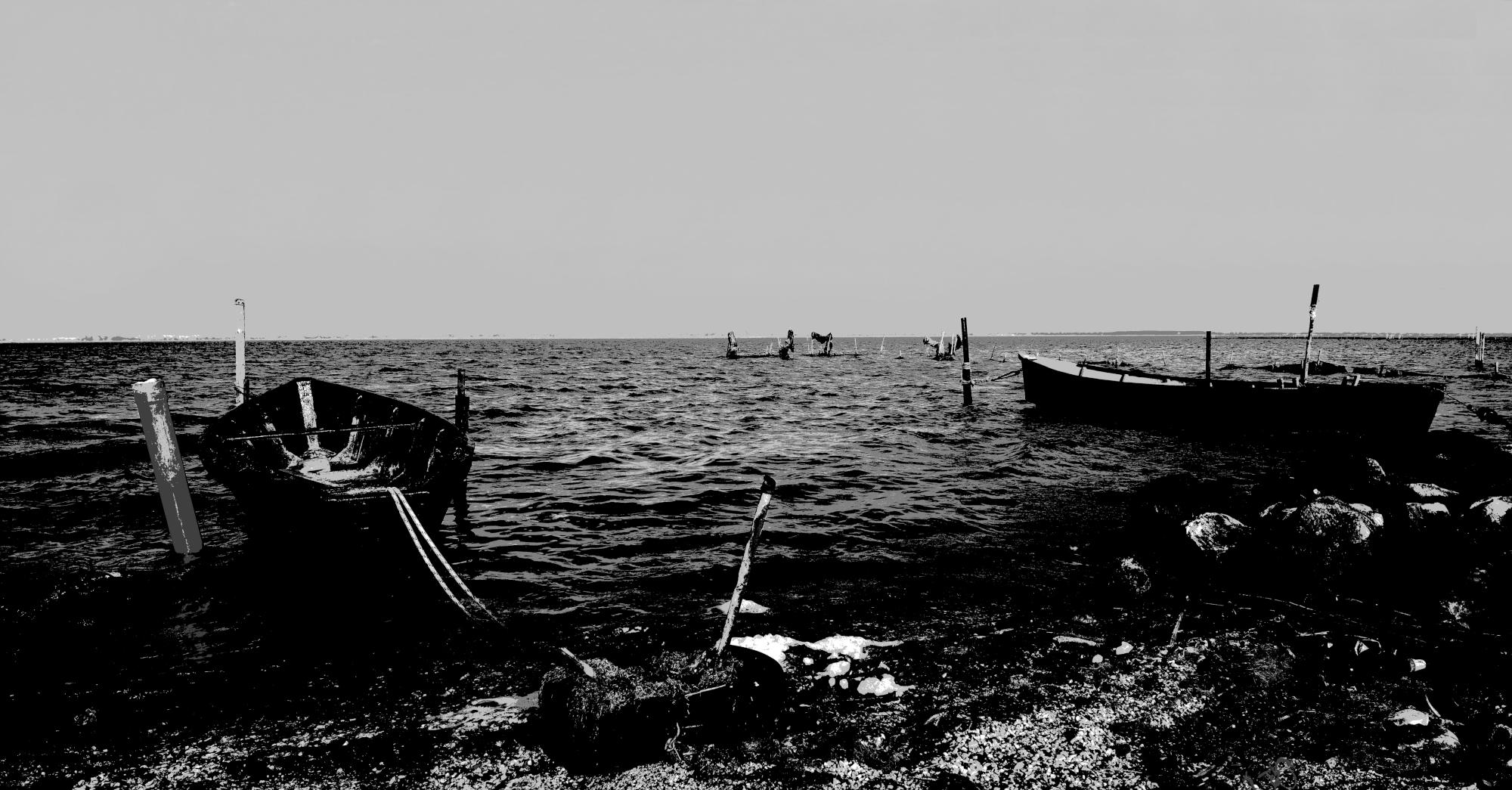 Lago Lesina...
