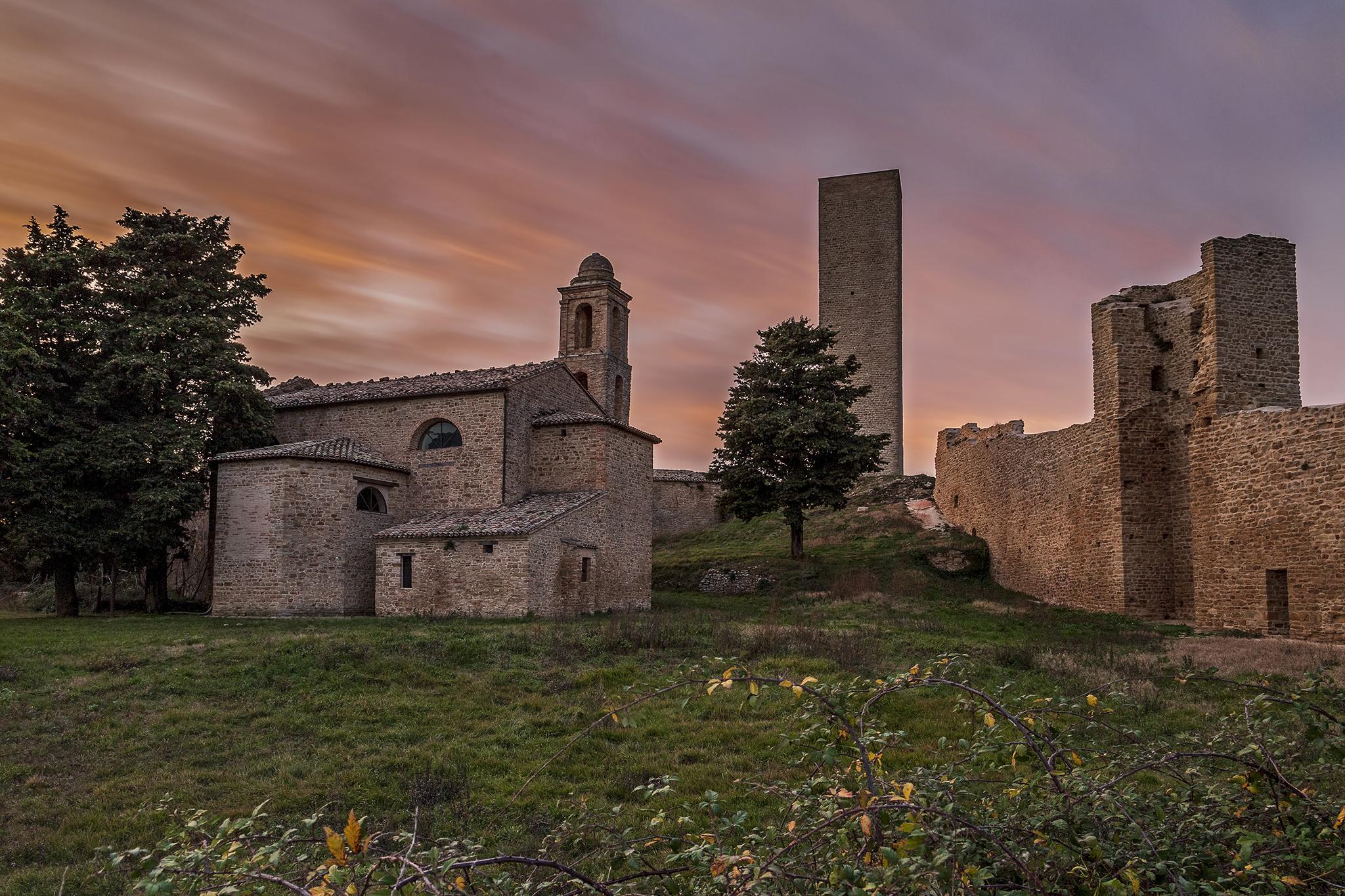 Pitino Castle - San Severino Marche...